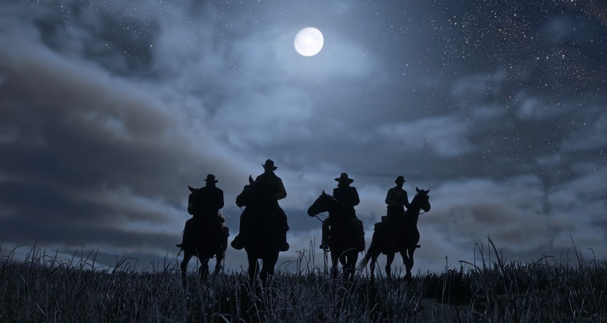 New RED DEAD REDEMPTION 2 Trailer