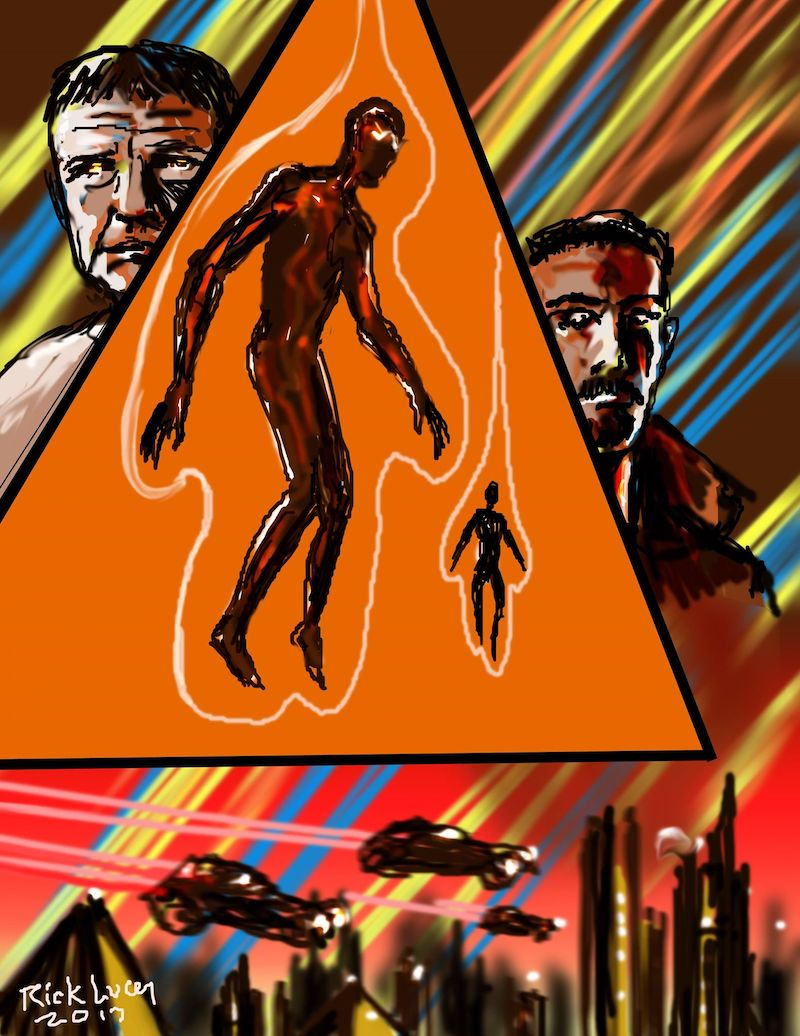 movie review blade runner Blade runner 2049 was a very average film it introduces some fascinating concepts that question our traditional views of love, humanity, and life it introduces some fascinating concepts that question our traditional views of love, humanity, and life.