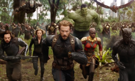 AVENGERS: INFINITY WAR Movie Trailer is Epic!