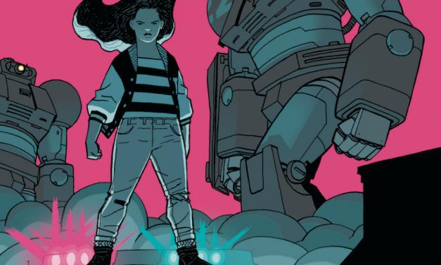 Top 5 Comic Book Picks: October 2017
