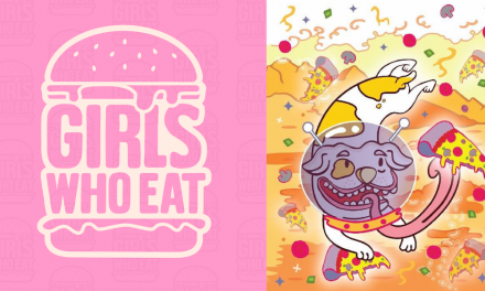 Quick Draw SF #42: Girls Who Eat