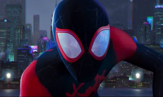 SPIDER-MAN: INTO THE SPIDER-VERSE Teaser Trailer!