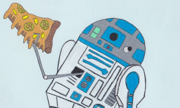 QUICK DRAW SF: Star Wars & Sci-Fi Edition THIS Thursday!