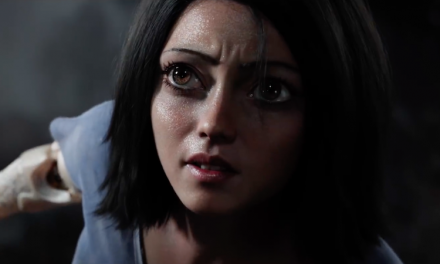 ALITA: BATTLE ANGEL (2018) Movie Trailer