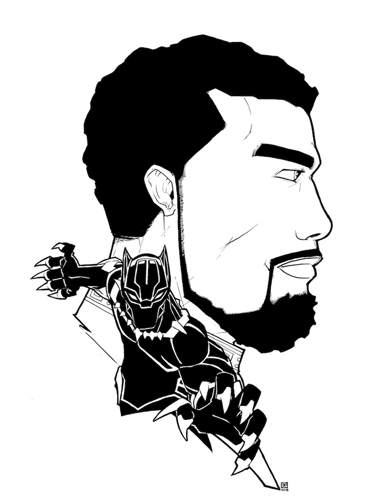 black panther vincent kukua wakanda