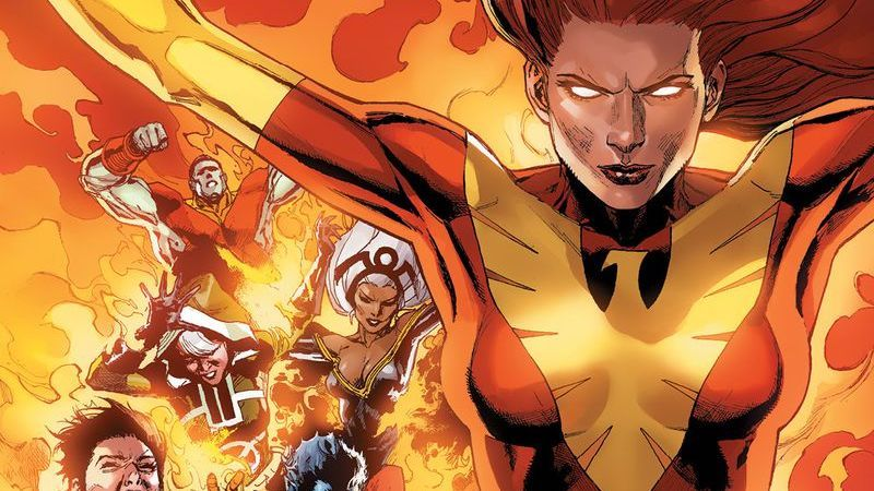 phoenix resurrection marvel yu