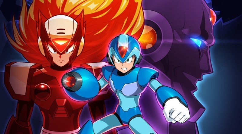 MEGA MAN X LEGACY COLLECTION 1 & 2 Video Game Trailer