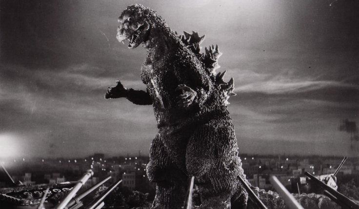 NERD PODCAST Ep. 10 – Giant Movie Monsters