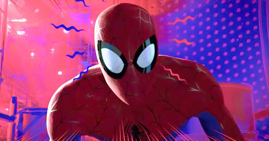 SPIDER-MAN: INTO THE SPIDER-VERSE Official Trailer!
