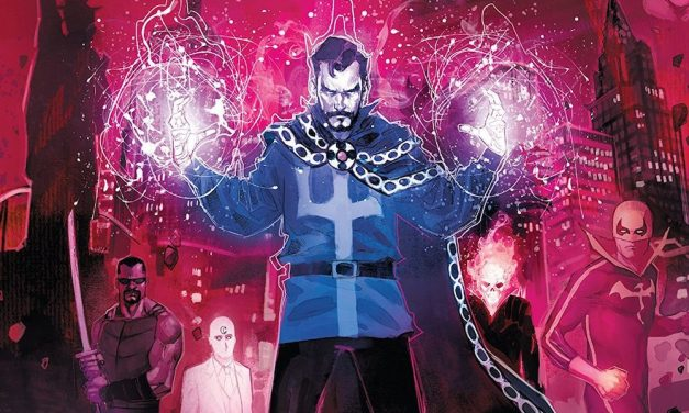 Comic Book Must-Read: DOCTOR STRANGE DAMNATION #1-4
