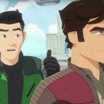 Disney's STAR WARS RESISTANCE TV Trailer