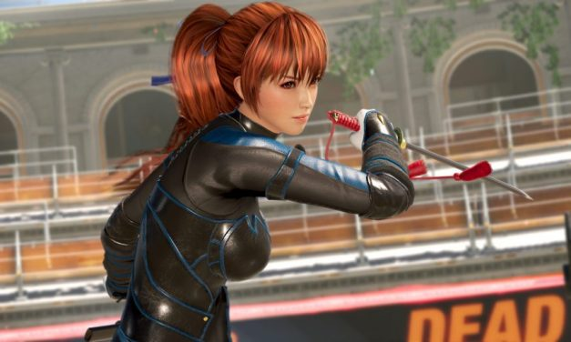 DEAD OR ALIVE 6 Release Date Announced