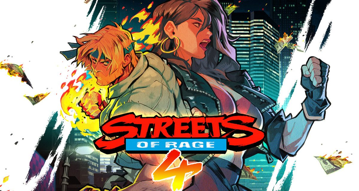 STREETS OF RAGE 4 Game Trailer