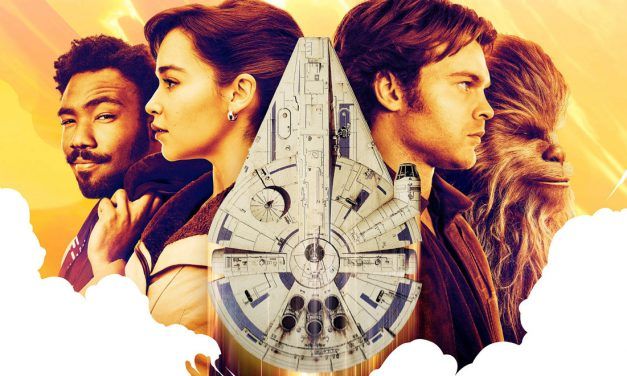 NERD PODCAST Ep. 12 – Solo: A Star Wars Story