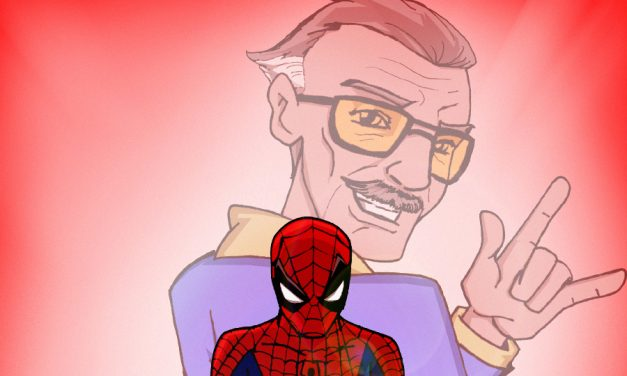 'Nuff Said: A Thank You to Stan Lee