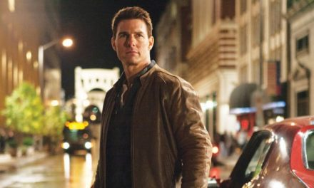 Tom Cruise JACK REACHER Movies Over—Streaming Series Announced
