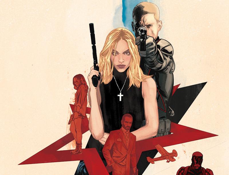 Comic Book Must-Read: THE DEAD HAND Vol. 1