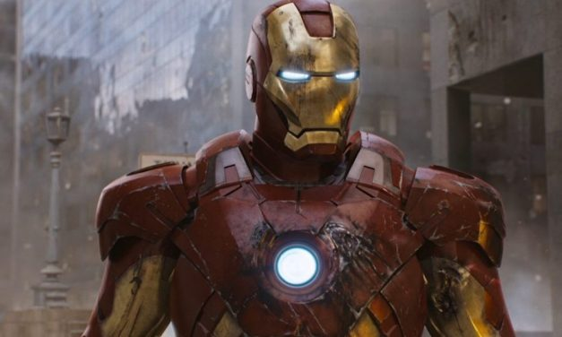 IRON MAN – Popcorn & Soda Podcast S1E1