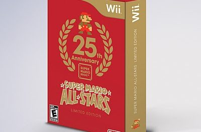 Video Game Preview: Super Mario All-Stars Limited Edition