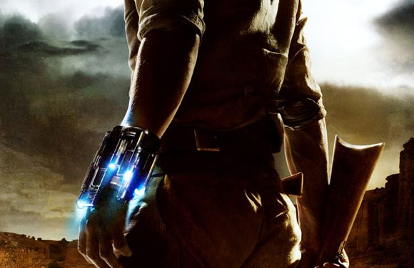 First Poster for Cowboys & Aliens