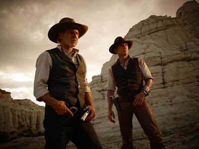Movie Trailer: Cowboys & Aliens