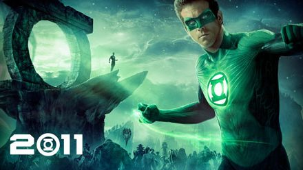 Movie Trailer: Green Lantern