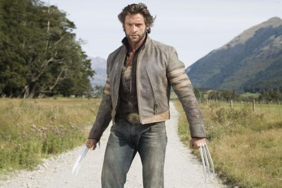 New Wolverine movie simply called THE WOLVERINE