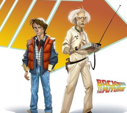 Video Game Trailer: Back to the Future