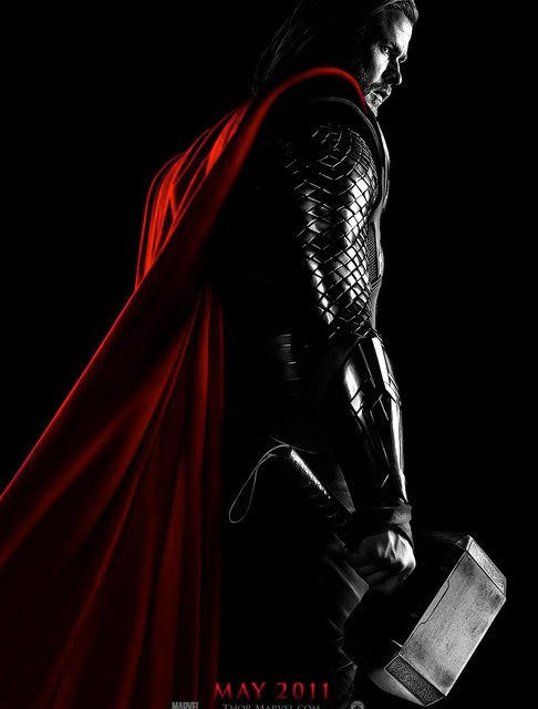 New Poster for THOR