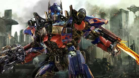 Transformers 3 Teaser Trailer