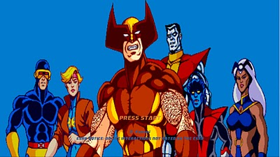 X-Men Arcade Gets a Release Date!