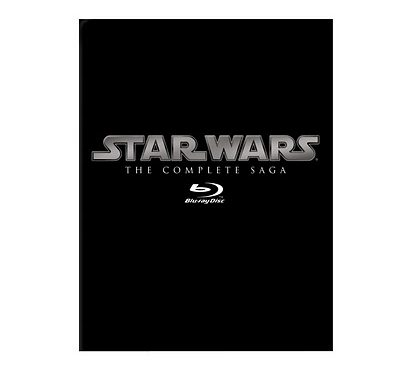 Star Wars finally comes to Blu-Ray!