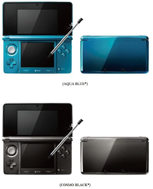 Nintendo 3DS price and release date announced AND I want one!