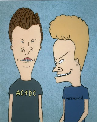 Beavis and Butt-head return!