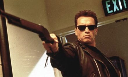 Arnold Schwarzenegger is BACK as The Terminator!