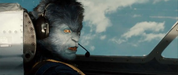 Yet another X-MEN: FIRST CLASS theatrical trailer