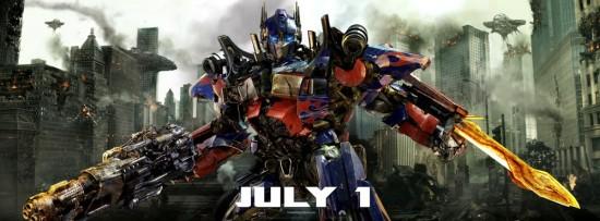 Movie Trailer – Transformers: Dark of the Moon
