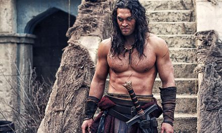 Movie Trailer: CONAN THE BARBARIAN