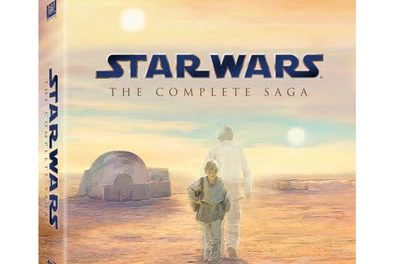 Official STAR WARS Blu-Ray details and Box Art