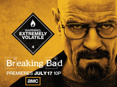 New trailer for BREAKING BAD season 4!