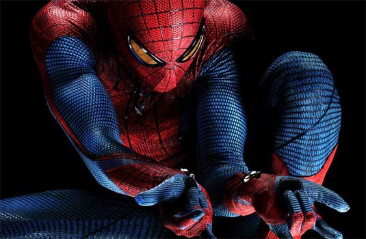 New official trailer for THE AMAZING SPIDER-MAN!