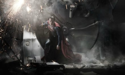 First look at Henry Cavill as Superman in Zack Snyder's MAN OF STEEL!