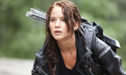 THE HUNGER GAMES teaser trailer!
