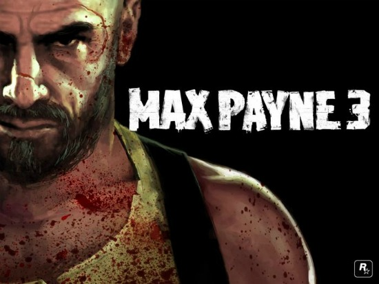 MAX PAYNE 3 video game trailer and release date!