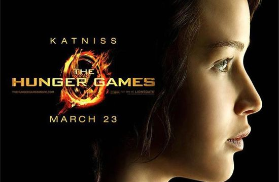 New trailer for THE HUNGER GAMES is pretty awesome!