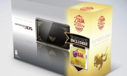 Limited Edition Zelda 3DS bundle confirmed for US!