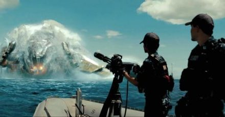 New BATTLESHIP trailer looks pretty fun!