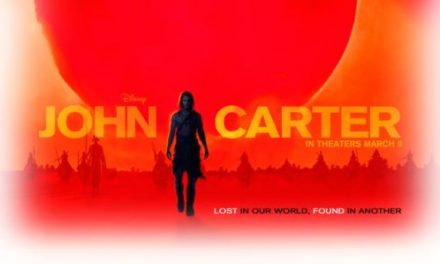 New JOHN CARTER movie trailer!