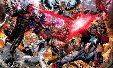 Marvel announces Avengers vs X-Men comic book mini series for 2012!