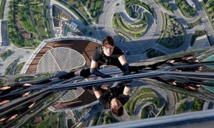 MISSION IMPOSSIBLE: GHOST PROTOCOL movie review